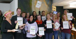 Heilpraktikerin mit Seminargruppen und Zertifikaten Gesundheitberater/in für Rücken, Füße und Gelenke